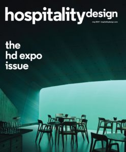 Hospitality Design – May 2019