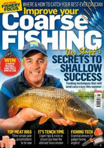 Improve Your Coarse Fishing – June 2019