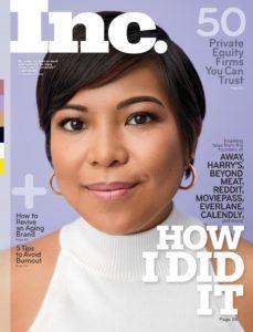 Inc. Magazine – July 2019