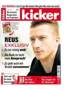 Kicker – 06. Juni 2019