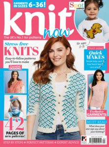 Knit Now – July 2019