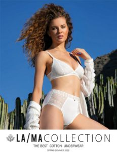 Lama – Lingerie Spring Summer Collection Catalog 2019