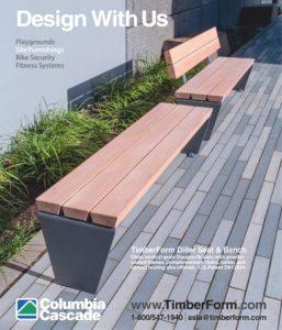 Landscape Architecture Magazine USA – July 2019