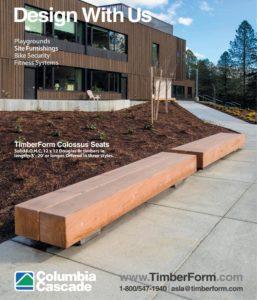 Landscape Architecture Magazine USA – June 2019