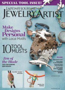 Lapidary Journal Jewelry Artist – July 2019