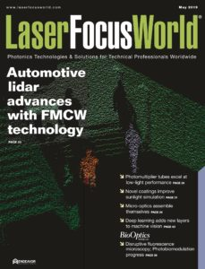Laser Focus World – May 2019