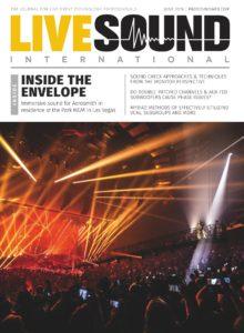 Live Sound International – June 2019