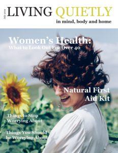 Living Quietly Magazine – June 2019