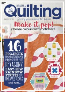 Love Patchwork & Quilting – October 2019