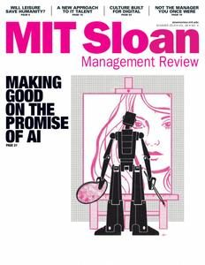 MIT Sloan Management Review – May 2019
