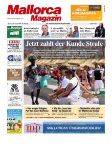 Mallorca Magazin Nr.23 – 6 Juni 2019
