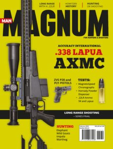 Man Magnum – February 2019