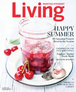Martha Stewart Living – July-August 2019