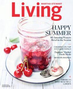 Martha Stewart Living – July-August 2019