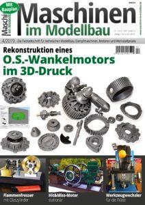 Maschinen im Modellbau – Juni 2019