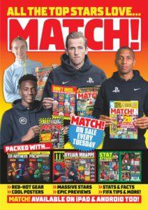 Match! – June 11, 2019