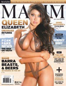 Maxim Australia – July 2019