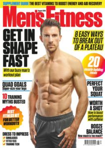 Mens Fitness UK – August 2019