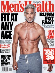 Mens Health South Africa – July 2019