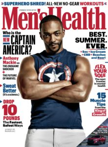 Mens Health USA – July-August 2019
