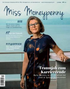 Miss Moneypenny – Juni 2019