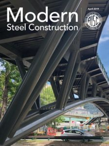 Modern Steel Construction – April 2019