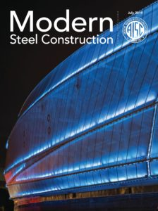Modern Steel Construction July 2019