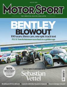 Motor Sport Magazine – July 2019