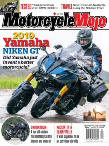 Motorcycle Mojo – July 2019