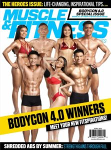 Muscle & Fitness Philippines – April 2019