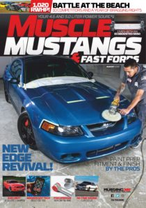 Muscle Mustangs & Fast Fords – August 2019