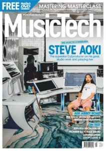 MusicTech – July 2019