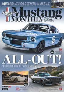 Mustang Monthly – July 2019