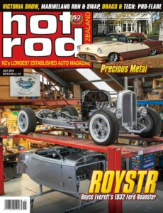 NZ Hot Rod – July 2019
