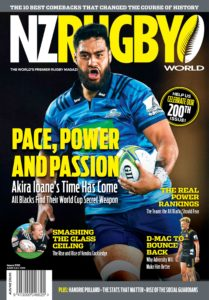 NZ Rugby World – June-July 2019