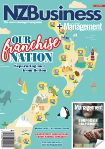 NZBusiness+Management – July 2019