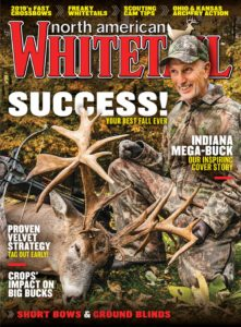 North American Whitetail – July 2019