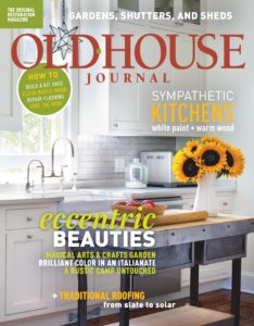 Old House Journal – July 2019