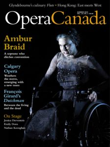 Opera Canada – Summer 2019