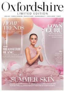 Oxfordshire Limited Edition – July 2019