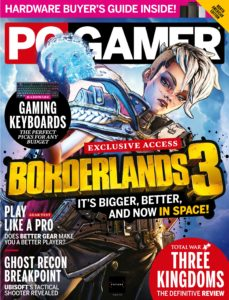 PC Gamer USA – August 2019
