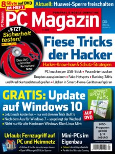 PC Magazin – Mai 2019
