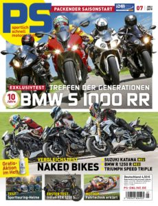 PS Germany – Juli 2019