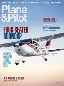 Plane & Pilot – August 2019
