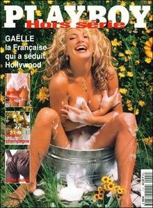 Playboy Hors Serie N.1 – Gaëlle La Française qui a séduit Hollywood (1995)