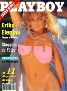 Playboy Hors Serie N.19 – Erika Eleniak (1993)