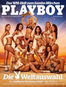 Playboy Germany – Juli 2014