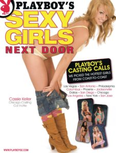 Playboys Sexy Girls Next Door – March 2010