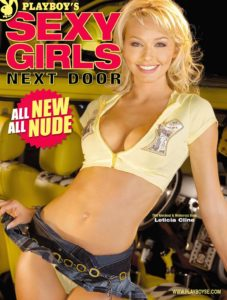 Playboys Sexy Girls Next Door – November 200