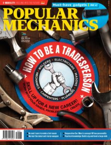 Popular Mechanics South Africa – July 2019